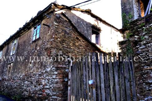 casa de piedra casa Vilar de Santiago