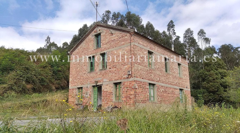 Casa en venta en Sante, concejo de Trabada