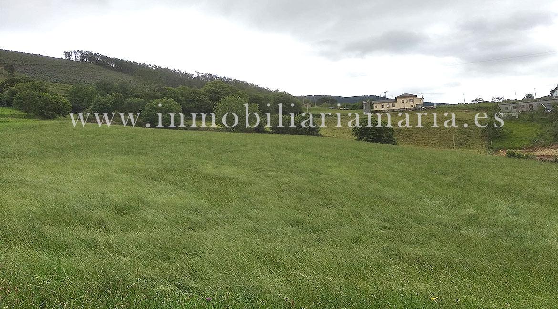Finca edificable en venta en Andía, concejo de El Franco