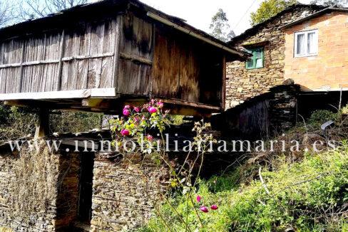 hórreo asturiano casa Mestre III