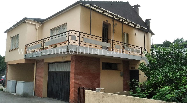 Casa en venta en A Pontenova – Lugo