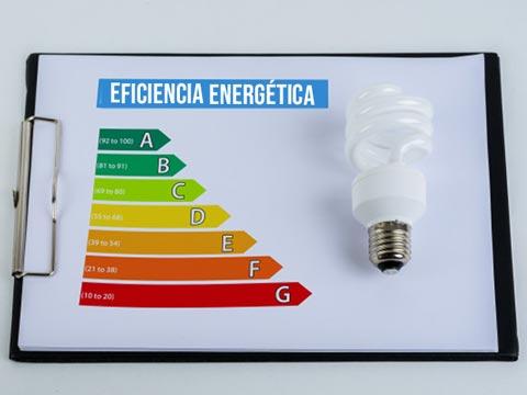 Certificación en eficiencia energética