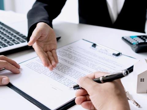 Contrato de compraventa inmobiliario