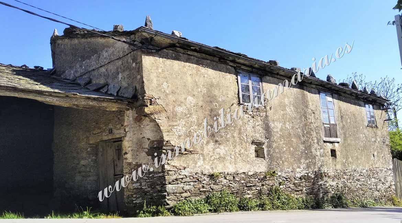 Casa para restaurar en Vilar de Santiago, Riotorto
