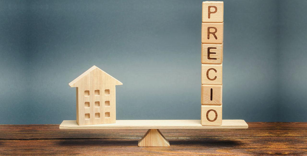 Valoración de propiedades inmobiliarias