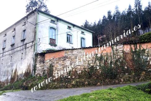 Casa en venta en Lamarcide - A Pontenova - Lugo