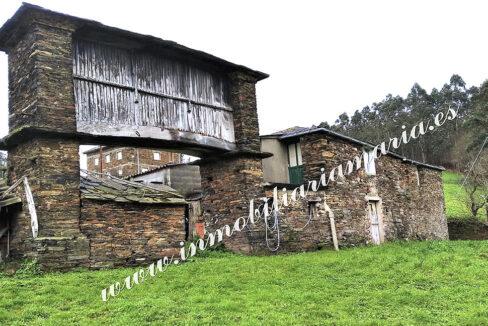 Casa La trapa en venta en Trabada - Lugo