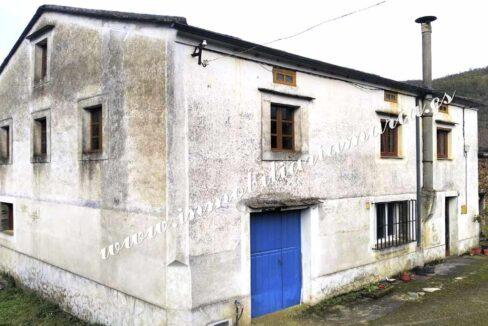 Venta de casa en Vides, Lugo