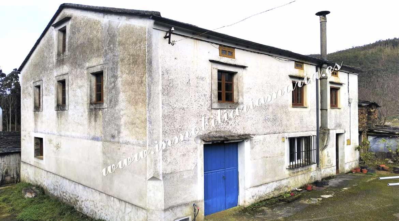 Casa con terreno Vides II