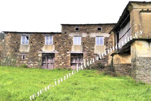 Venta de casa en Santa Marta - Riotorto Lugo