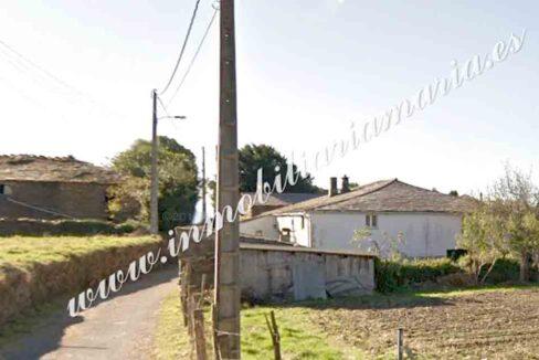 Casa Vilarxuane en venta en A Pontenova, Lugo- Inmobiliaria María
