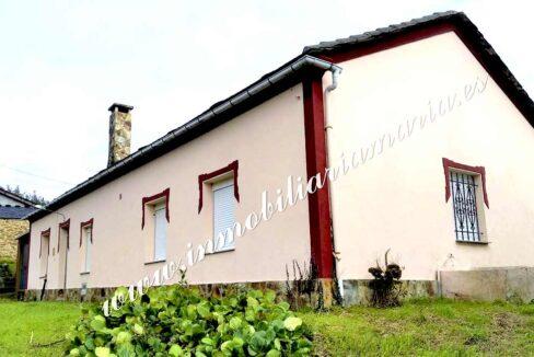 Venta de Casa Sacildo en San Tirso de Abres, Asturias