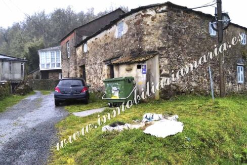 Venta de casa en A Lastra, Baleira - Lugo