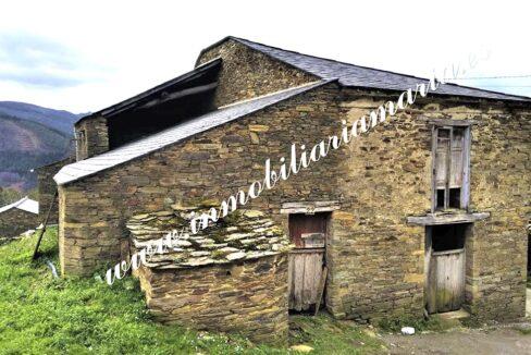 Venta de casa en Neipin - A Pontenova (Lugo)