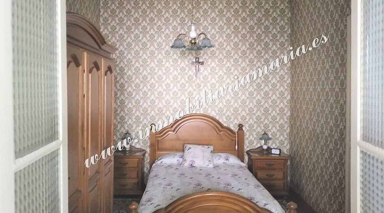 habitación-sencialla-casa-Ribadeo