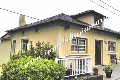 Casa en venta en Lebredo Coaña Asturias - Inmobiliaria María