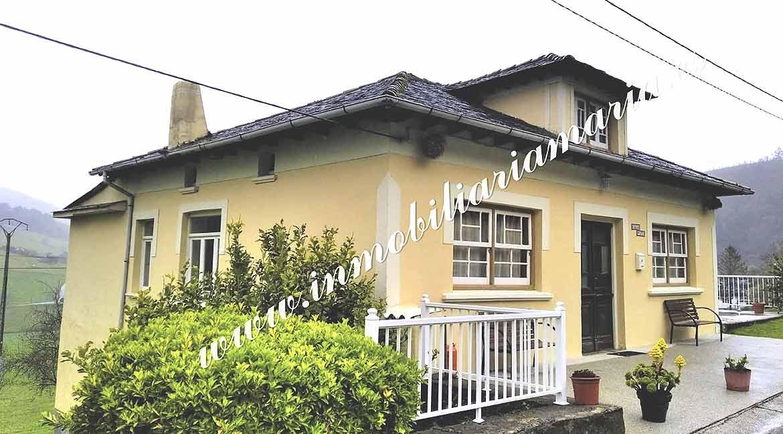 Venta de Casa Lebredo en Sariou – Coaña