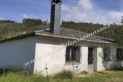 Venta de Casa Meira en Ribeira de Piquín, Lugo