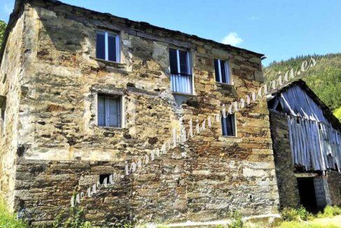 venta casa paime ribeira de piquin Lugo inmobiliaria maria