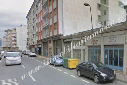 Venta de local comercial en A Pontenova (Lugo)