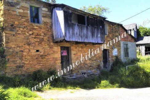 Casa en venta en O Paraiso (Santalla - Lugo) - Inmobiliaria María