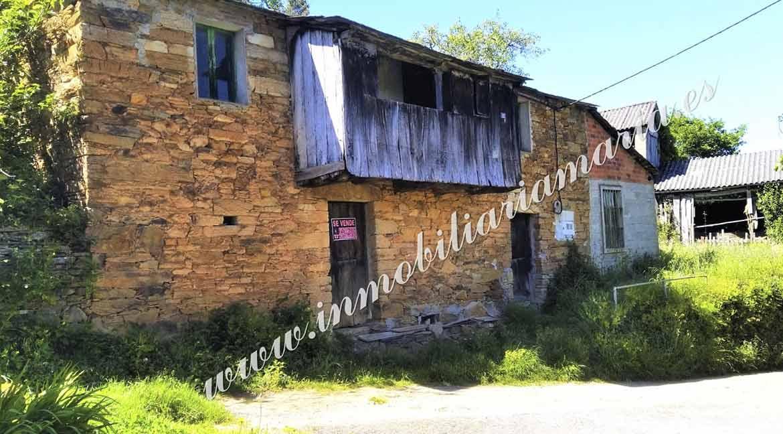 Casa O Paraíso – Santalla (Lugo)