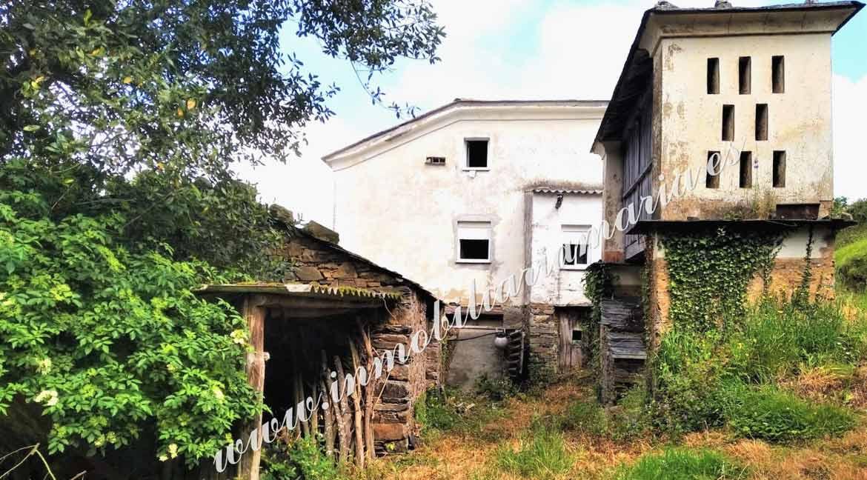 Casa en el concejo de El Franco