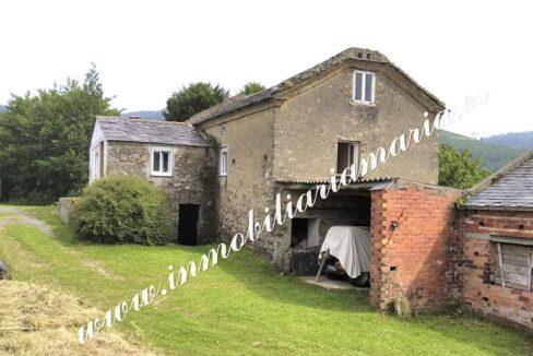 Casa en Venta en La Cabaña en La Caridad - Asturias - Inmobiliaria María