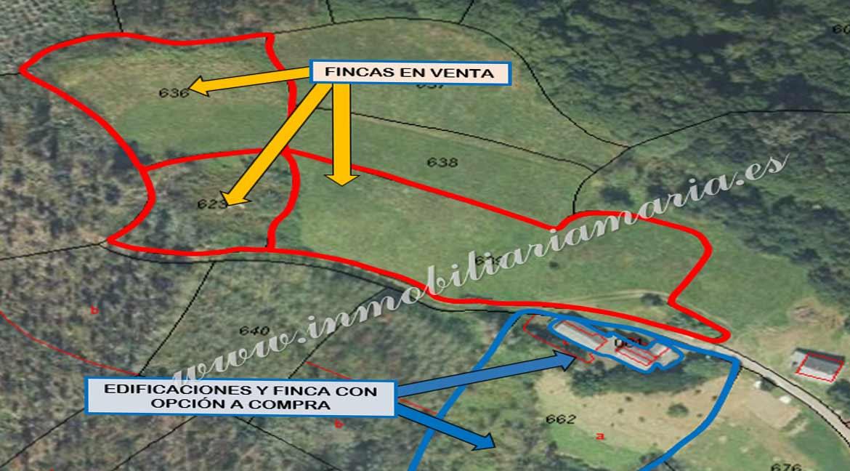 Fincas en A Braña – El Franco