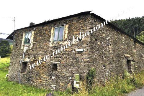 Venta de casa en Trabada, Lugo