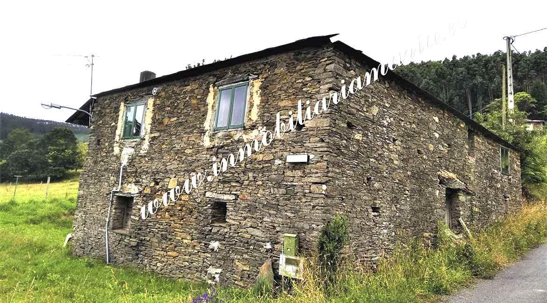 Casa en Trabada – Lugo