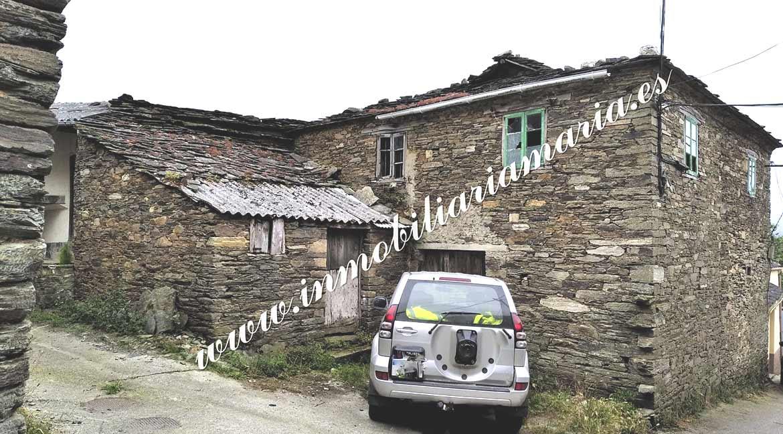 Casa en Sanxés – A Pontenova (Lugo)