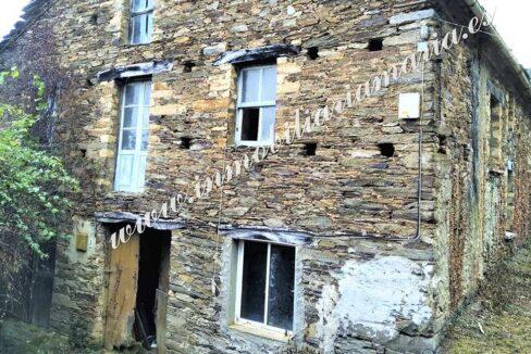 Venta de casa en Trabada Lugo - Inmobiliaria María