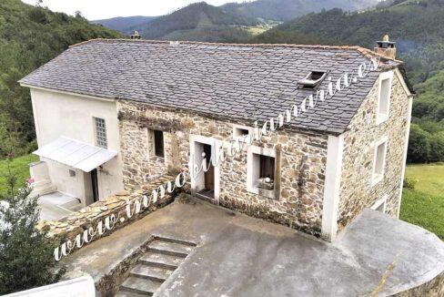 Venta de casa en Penadecabras (El Franco, Asturias)