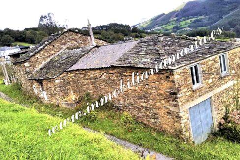 Casa en venta en Vilaseca (Riotorto- Lugo) - Inmobiliaria María